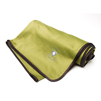 Insect Shield Outdoor Blanket-Green