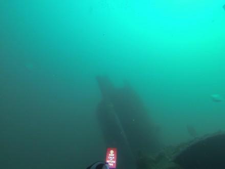171 U-Boat Wreck-Groix Island-Brittany-France 001