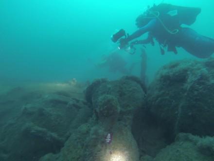 171 U-Boat Wreck-Groix Island-Brittany-France 002