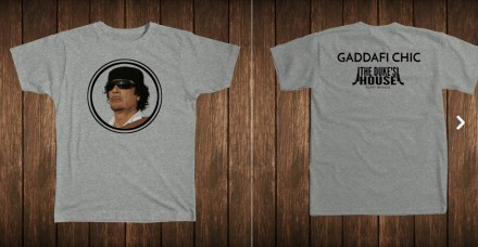 Gaddafi Chic