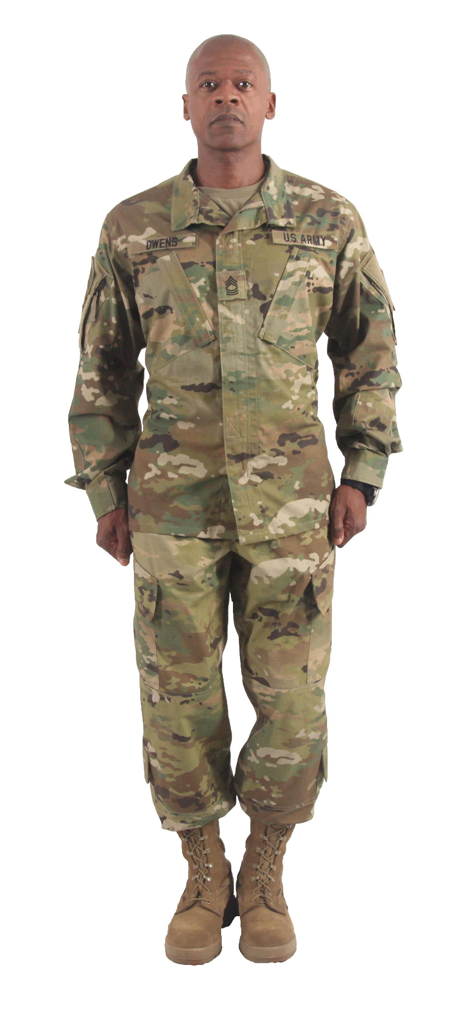 US ARMY DIGITAL ACU MILITARY UNIFORM AT THE ORIGINAL MADE