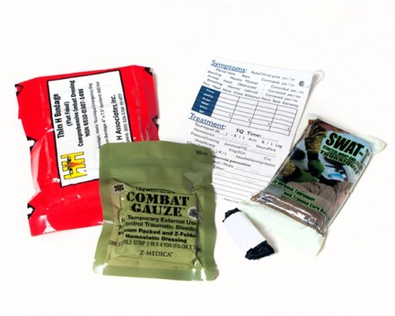 Plate Pocket Trauma Kit 3
