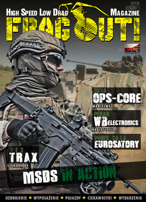 Frag Out Issue 1