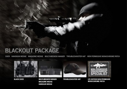HSP Blackout Package