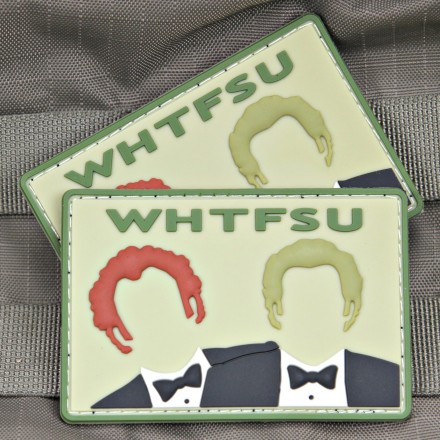 WHTFSU Stepbrothers Patch Group