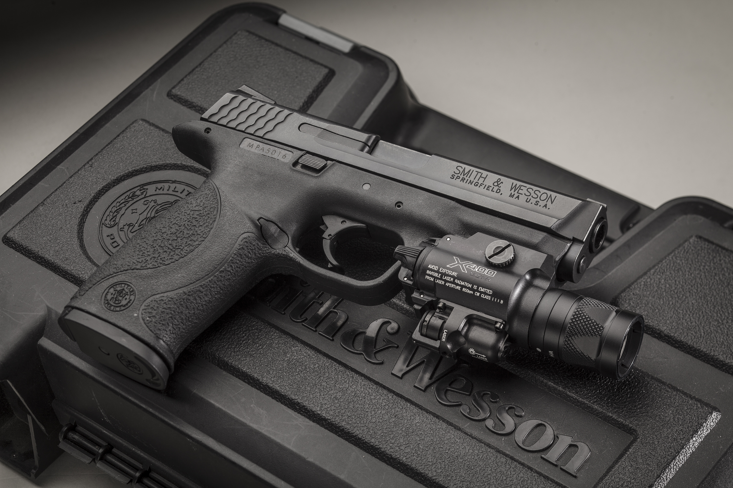 SureFire Adds Two IR-Capable WeaponLights to its X-Series