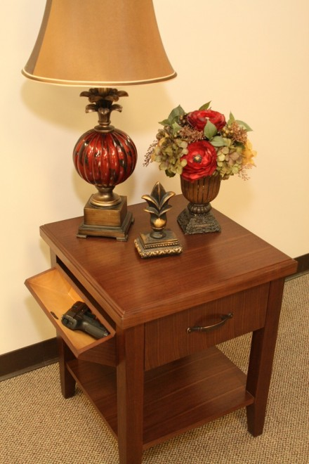 CCC End Table