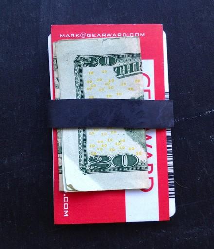 Ranger Band Minimalist Wallet