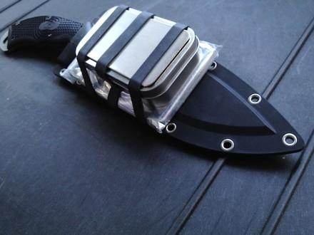 Ranger Bands knife survival kit