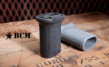 BCM Vert Grip Mod 3