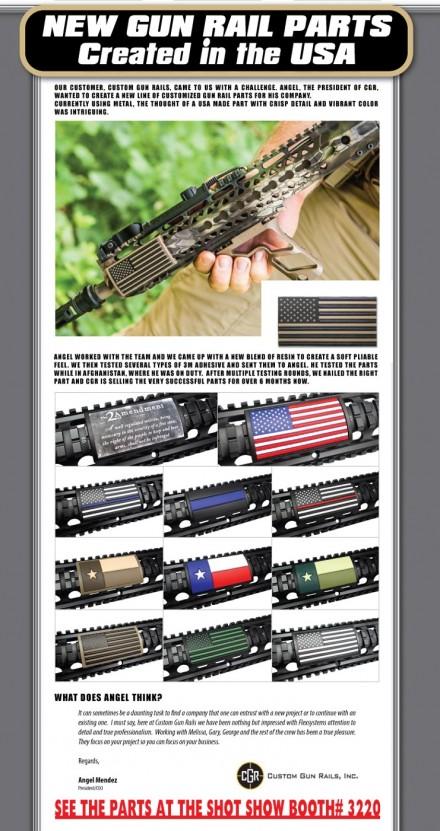Flex Systems Gun Rail