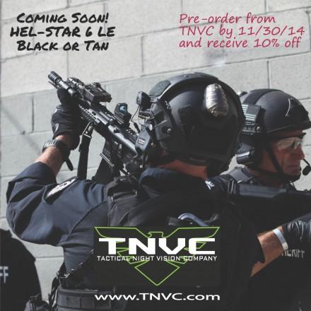 HEL-STAR 6 LE TNVC promo