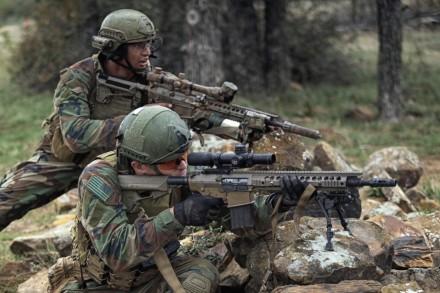 MARSOC Advanced Sniper Training Course