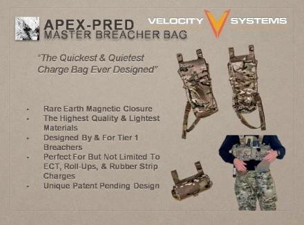 Master Breacher Bag