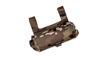 rolled bag