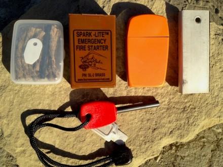 Fire Starting kits vs FireBox
