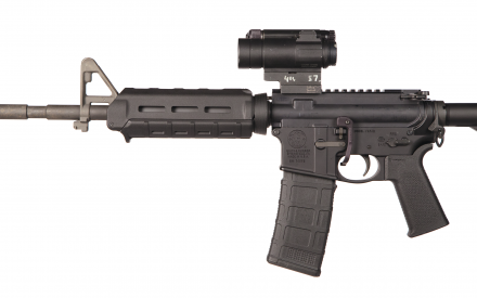 MAG424 MOE M-LOK Hand Guard Carbine 2