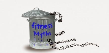 fitness myth