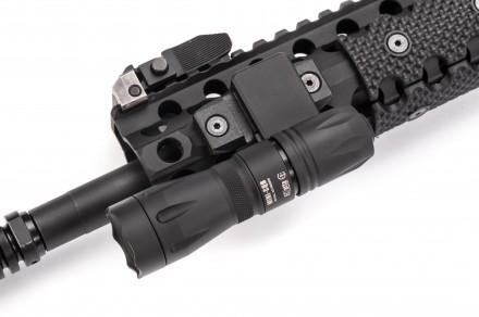 Elzetta-IWC Mini-CQB M1913 installed