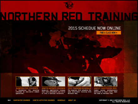 Northern Red Training