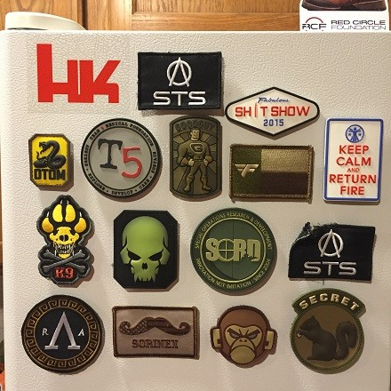 Patch Magnets
