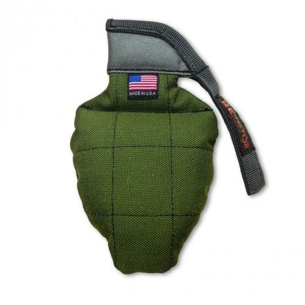 Hand Grenade Dog Toy