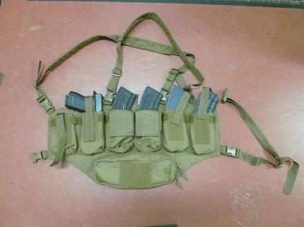 Paul Howe Combat Rack