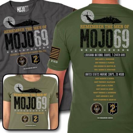 Remember the men of MOJO69