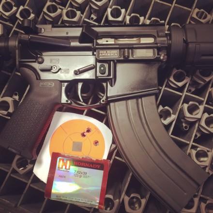 Puritan 7.62x39mm