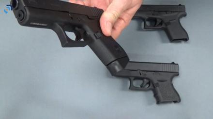 serrated trigger
