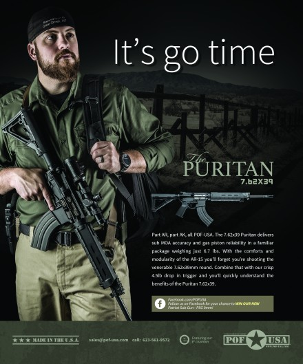 POF-GO TIME-Puritan-RECOIL PRESS