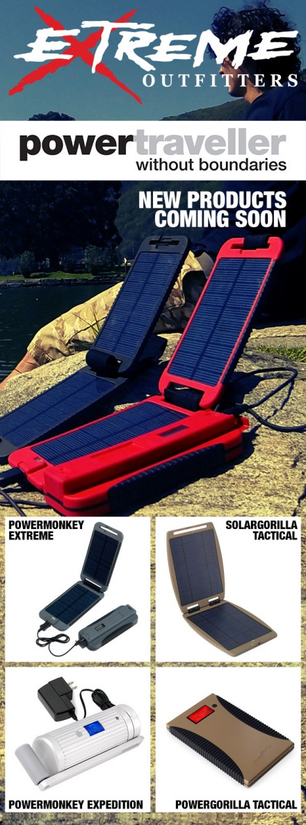 Extreme Outfitters - Power Traveller