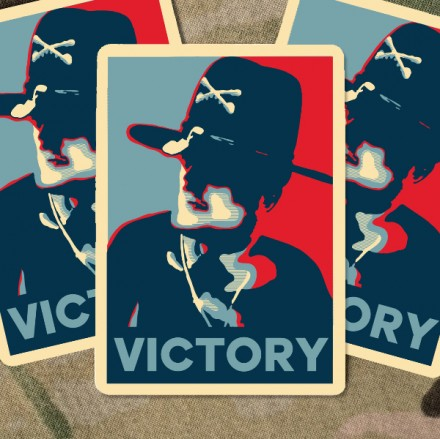 Apocalypse Now Victory Stickers
