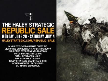 Republic Sale