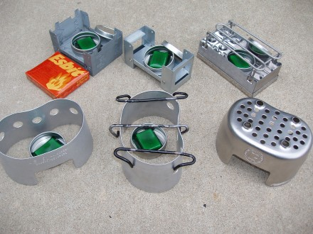 Canteen Cup Stove