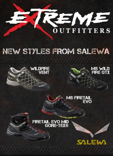 Extreme Outfitters Salewa