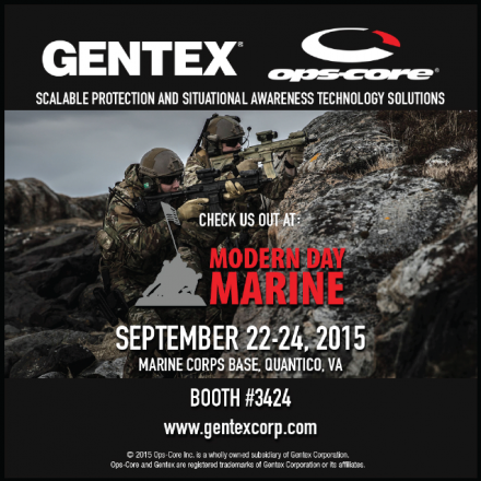Gentex Ops-Core MDM