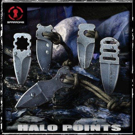 Halo Points