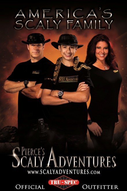 Scaly Adventures Tru-Spec Poster
