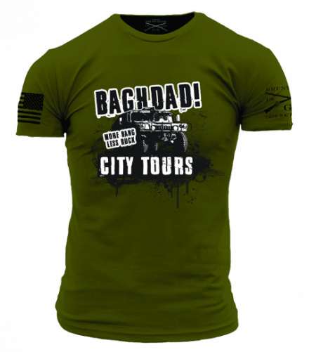 Blackbeard - Grunt Style Baghdad City Tours