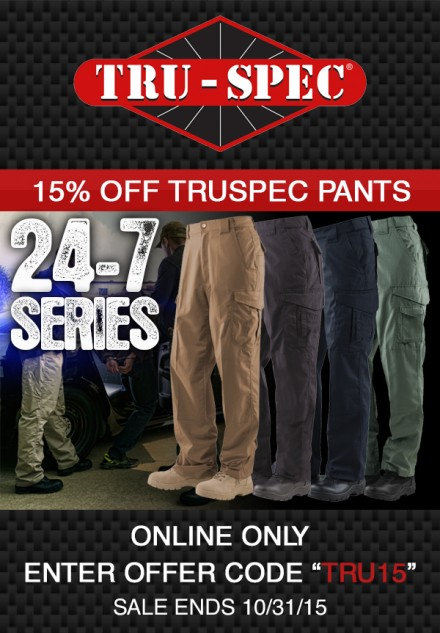 Extreme Outfitters TRU-SPEC Sale