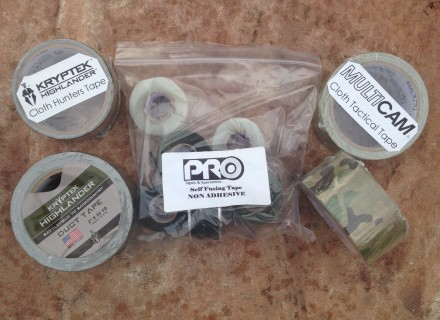 PRO Tapes Tactical Products