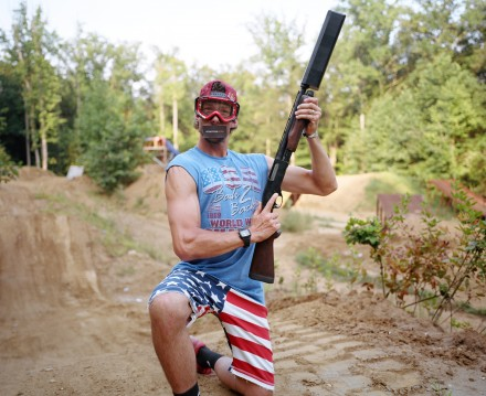 SilencerCo and Travis Pastrana Fight the Noise