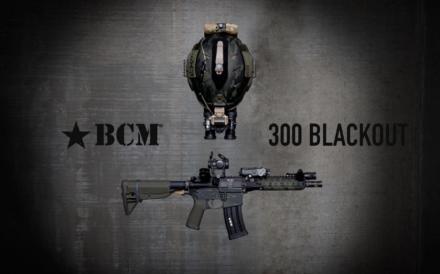 BCM 300 Blk