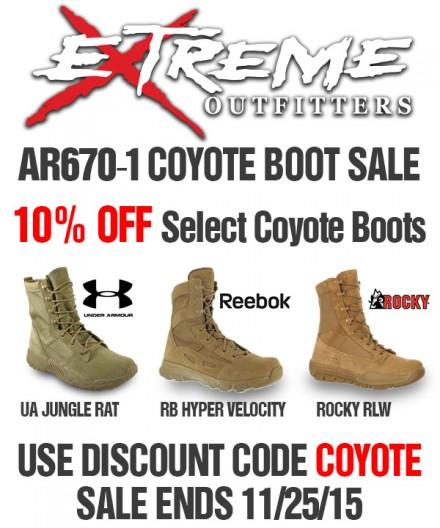 coyotebootsale