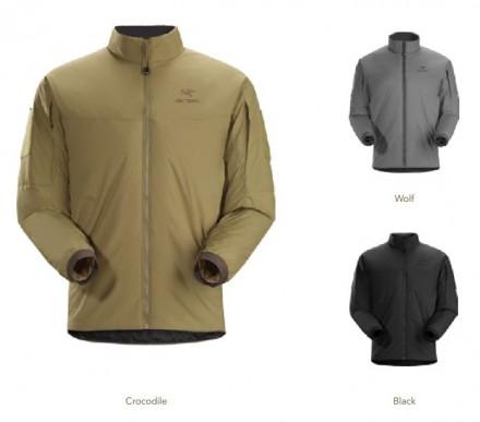 LEAF Cold WX Jacket LT