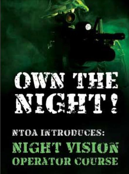 NTOA Night Vision image
