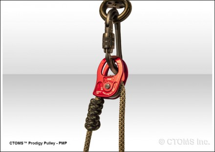 CTOMS Prodigy Pulley - PMP Attached View V1