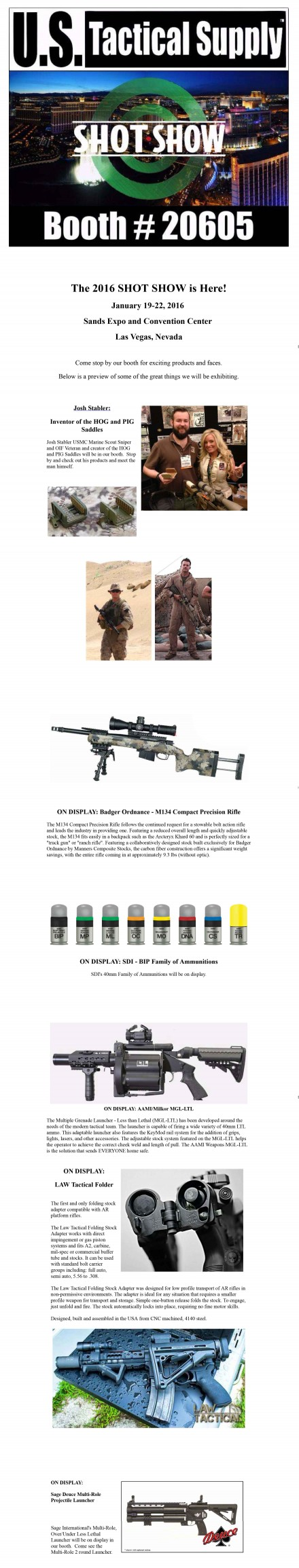US Tactical Supply