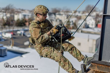 Atlas Devices-APA5-Dismount for Patient Recovery